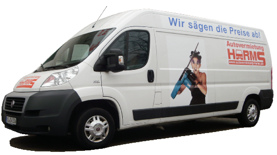 Transporter ab 19,90€ pro Tag in Hannover mieten